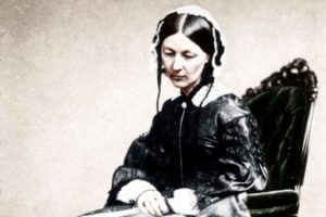 Nurses are Powerful Women - Florence Nightingale